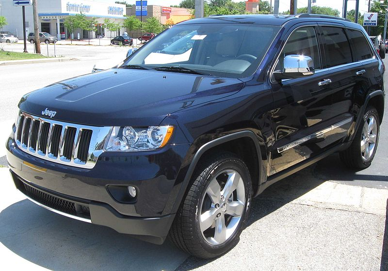 Jeep Grand Cherokee Majed Khalil
