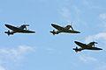 2011 Legends Balbo - 3 Spitfires (7457081374).jpg