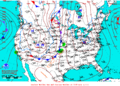 2012-04-07 Surface Weather Map NOAA.png