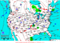 2012-06-21 Surface Weather Map NOAA.png
