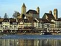 2012 'Seegfrörni' - Zürichsee - Rapperswil Hafen - Seedamm 2012-02-18 16-50-34 (SX230).JPG