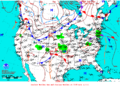 2013-05-08 Surface Weather Map NOAA.png