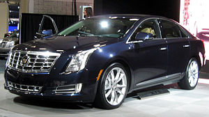 Oshawa Car Assembly - The Cadillac XTS is a current product of Oshawa Car Assembly