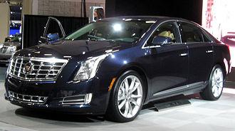 Oshawa Car Assembly - The Cadillac XTS is a current product of Oshawa Car Assembly