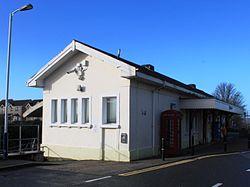 2013 at Liskeard station - main building.jpg