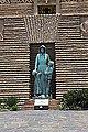 2014-11-19 Pretoria Voortrekker Vrou statue 01 anagoria.JPG