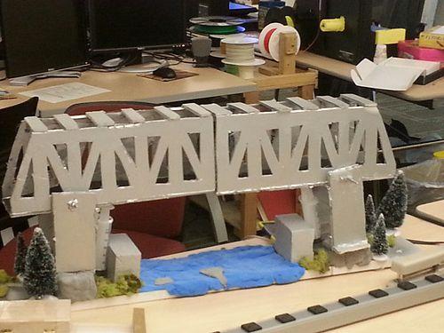 Truss Hydraulic Bridge Project Wikiversity