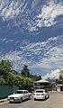 2014 Gagra, Chmury nad miastem (02).jpg