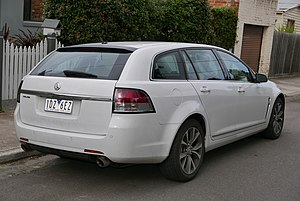 Holden Commodore (VF) - MY15 Calais Sportwagon