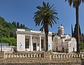2014 Nowy Aton, Muzeum i cerkiew św. Szymona Apostoła (02).jpg