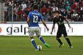 20150616 - Portugal - Italie - Genève - Andrea Ranocchia face à Tiago Mendes.jpg