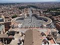 2016 Views from the dome of Saint Peter's Basilica 01.jpg