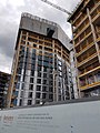 2016 Woolwich, Royal Arsenal, Waterfront construction site 21.jpg