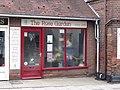 2018-04-28 Rose Garden florist shop, Mount Street, Cromer.JPG
