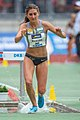 2018 DM Leichtathletik - 3000 Meter Hindernislauf Frauen - Gesa Felicitas Krause - by 2eight - DSC9019.jpg