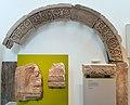2018 Rheinisches Landesmuseum Trier, romanische Bauskulpturen 02.jpg