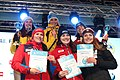 2019-01-26 Saturdays Victory Ceremonies at FIL World Luge Championships 2019 by Sandro Halank–199.jpg