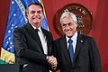 2019 Declaração à imprensa - Bolsonaro e Piñera.jpg