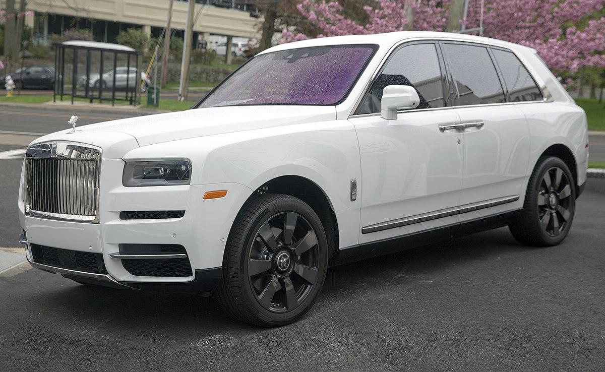 Rolls Royce Cullinan Wikipedia
