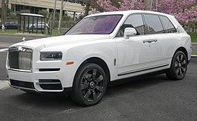 2019 Rolls Royce Cullinan: Design, Powertrain, Release >> Rolls Royce Cullinan Wikipedia