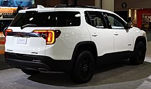2020 GMC Acadia AT4 rear NYIAS 2019.jpg