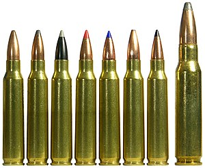 308 vs 223 Ammo Cost http://en.wikipedia.org/wiki/.223_Remington