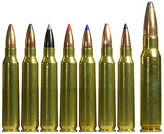 .223 Remington Firearms cartridge