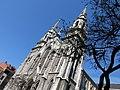 257 Església nova de Santo Tomás de Canterbury (Sabugo, Avilés), angle sud-est.jpg