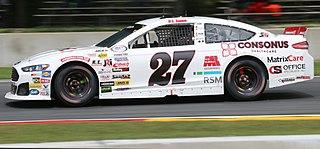 P. J. Jones American racing driver