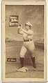 2nd Base, from the Girl Baseball Players series (N48, Type 2) for Virginia Brights Cigarettes MET DP827393.jpg