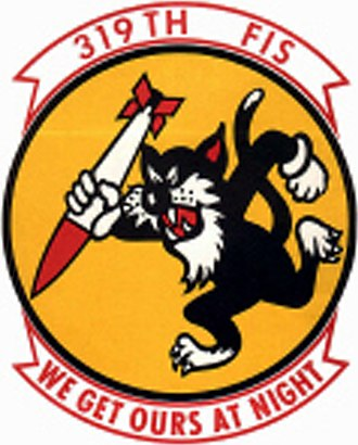 319th Fighter Interceptor Training Squadron - Image: 319th Fighter Interceptor Squadron Emblem