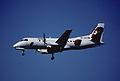 36aa - Crossair Saab 340B; HB-AKK@ZRH;09.08.1998 (5257330390).jpg