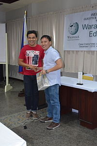 3rd Waray Wikipedia Edit-a-thon 21.JPG