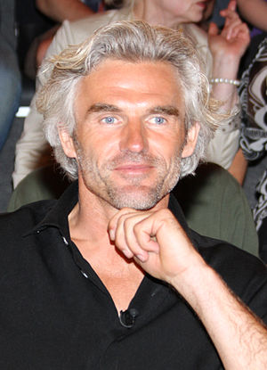 Robert Dekeyser - Dekeyser on Markus Lanz (ZDF), 2012
