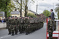 45 Inf Gp UNIFIL Ministerial Review Curragh Camp 016 (14143277512).jpg