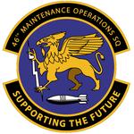 46 Maintenance Operations Sq emblem.png