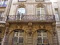 4 rue La Feuillade, Paris. Windows.JPG
