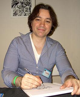 Chris Batista American comic book artist