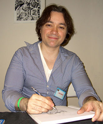 Chris Batista - Batista at the Big Apple Convention, May 21, 2011.