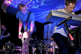 65daysofstatic at the Supersonic Festival, 26 July 2009.jpg
