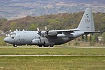 "73-1594 EC-130H ""Compass Call"" USAF (26790304981).jpg"