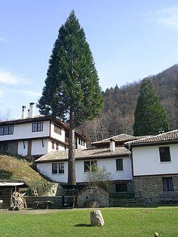 7 altars monastery