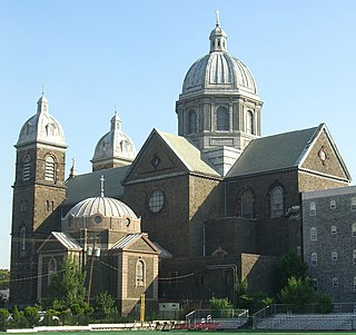 Monastery and Church of Saint Michael the Archangel United States historic place