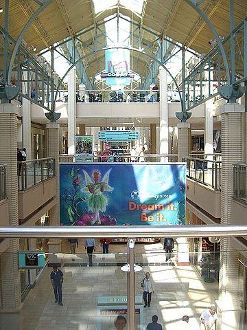 Newport Centre Mall Food Court