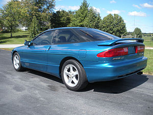 Ford Probe - Image: 93Probe GT