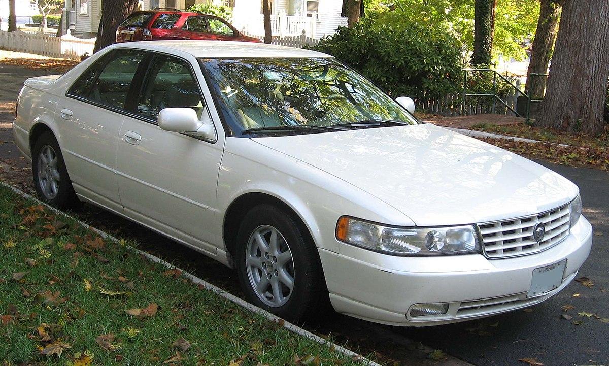 Cadillac Seville – Wikipedia, wolna encyklopedia