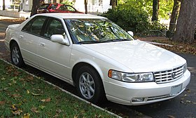 Image illustrative de l'article Cadillac Seville