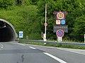 A40 signalisation entrée est tunnel du Vuache.jpg