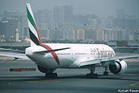 A6-EGB - B77W - Emirates
