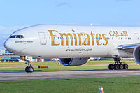 A6-EGO - B77W - Emirates